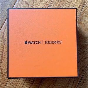 Hermès Apple Watch box